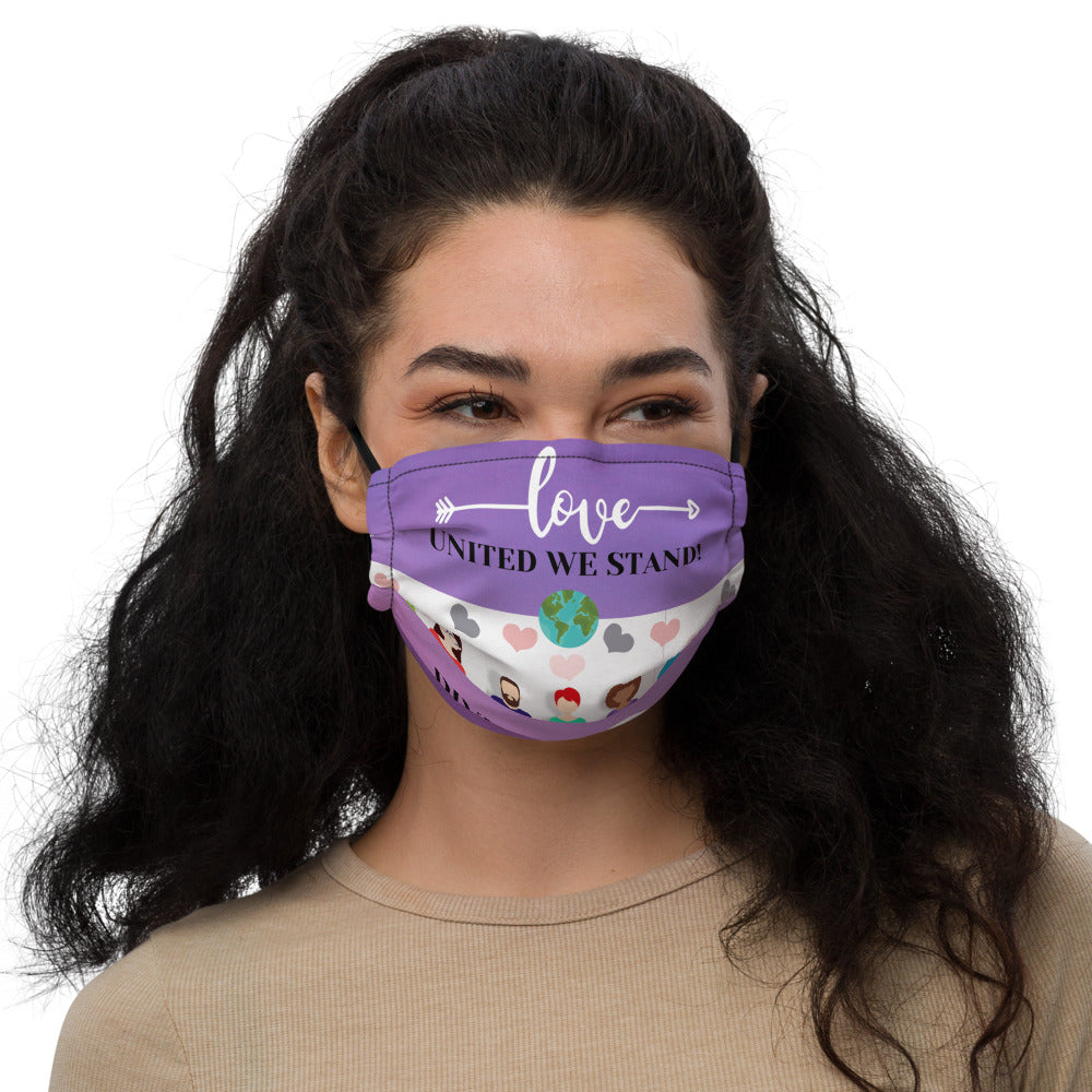 Spread the Love Mask: