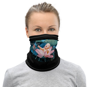 "Christian Neck Gaiter: ""God is Love"""