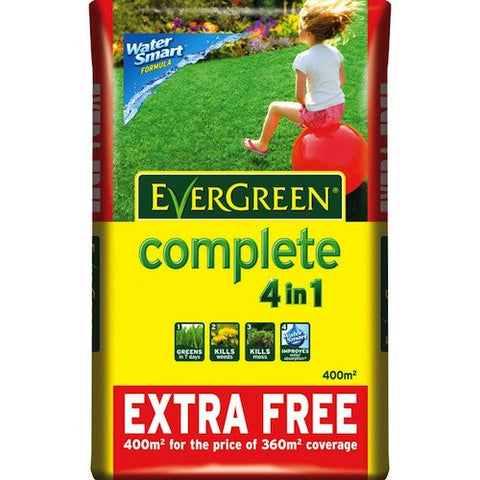 **IN STORE SPECIAL OFFER 2 BAGS FOR £30.00 ONLY** Evergreen Complete 4 in 1