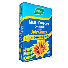 **IN STORE SPECIAL OFFER BUY 2 GET 3rd FREE OR £5.99 EACH** Multi-Purpose Added John Innes Compost