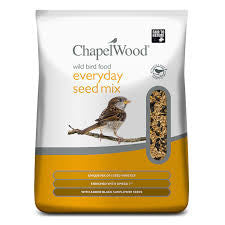 ** IN STORE SPECIAL OFFER 20 KG BAG £11.99 ONLY** Chapelwood Premium Seed Mix 20 KG