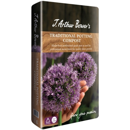 **IN STORE SPECIAL OFFER 2 FOR £10.00 OR £5.99 EACH** J Arthur Bower's Traditional Potting Compost