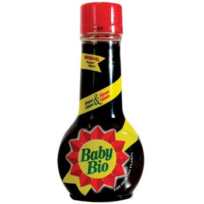 **IN STORE SPECIAL OFFER 175ml BOTTLE £2.49 ONLY** Baby Bio Original Houseplant Food 175ml
