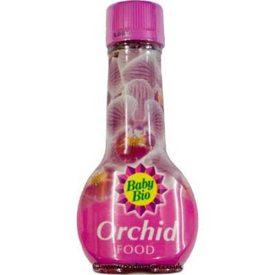 **IN STORE SPECIAL OFFER 175ml BOTTLE £2.99 ONLY** Baby Bio Orchid Food 175ml