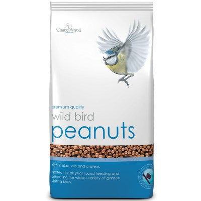 ** IN STORE SPECIAL OFFER 2 KG BAG £5.99 ONLY** Chapelwood Premium Wild Bird Peanuts 2 KG