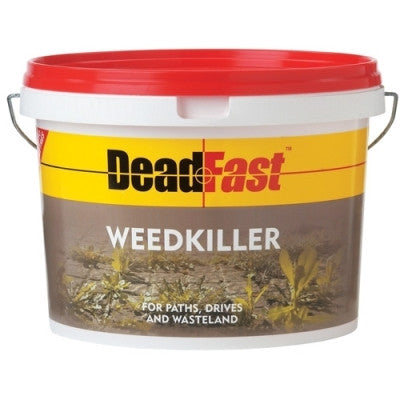 **IN STORE SPECIAL OFFER 12 SACHETS TUB £12.99 ONLY** Deadfast Weedkiller Concentrate