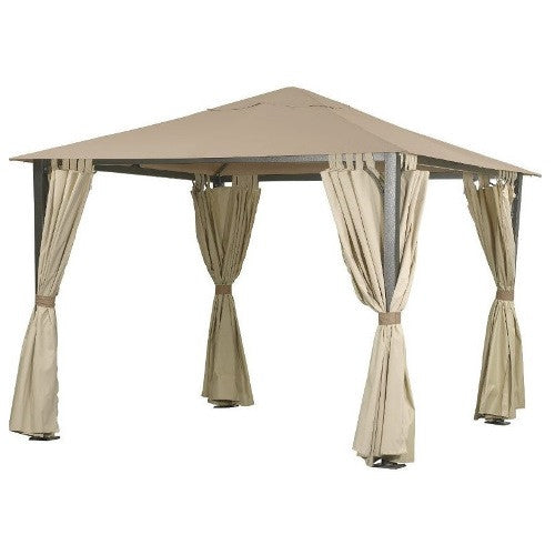 Camelot Permanent Mocha Gazebo Replacement Roof Canopy