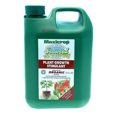 **IN STORE SPECIAL OFFER 2.5L £14.99 ONLY** Maxicrop Original Plant Growth Stimulant 2.5L