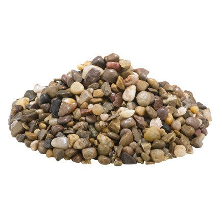 **IN STORE SPECIAL OFFER 4 FOR £15.00 ONLY OR £3.99 EACH** Kelkay Premium Quartzite Pea Gravel 10mm