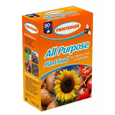 **IN STORE SPECIAL OFFER 800g £3.99 ONLY** Phostrogen All Purpose Plant Food 800g