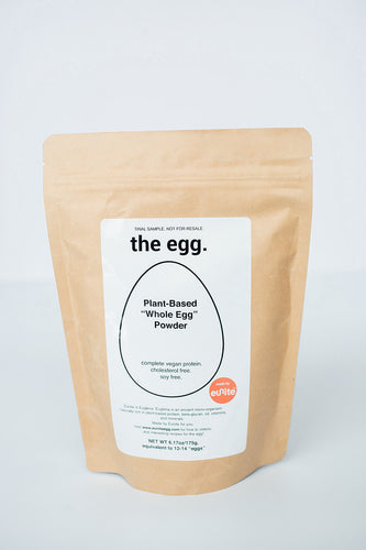 the egg - Full Size Pouch