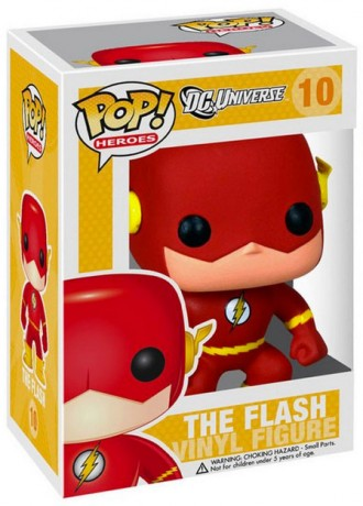 POP! Funko - #10 The Flash