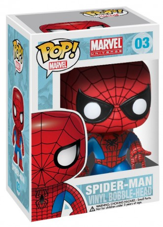 POP! Funko - #03 Spiderman