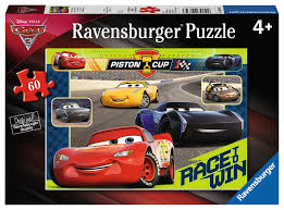 Cars 3: Race to Win 60pc Puzzle