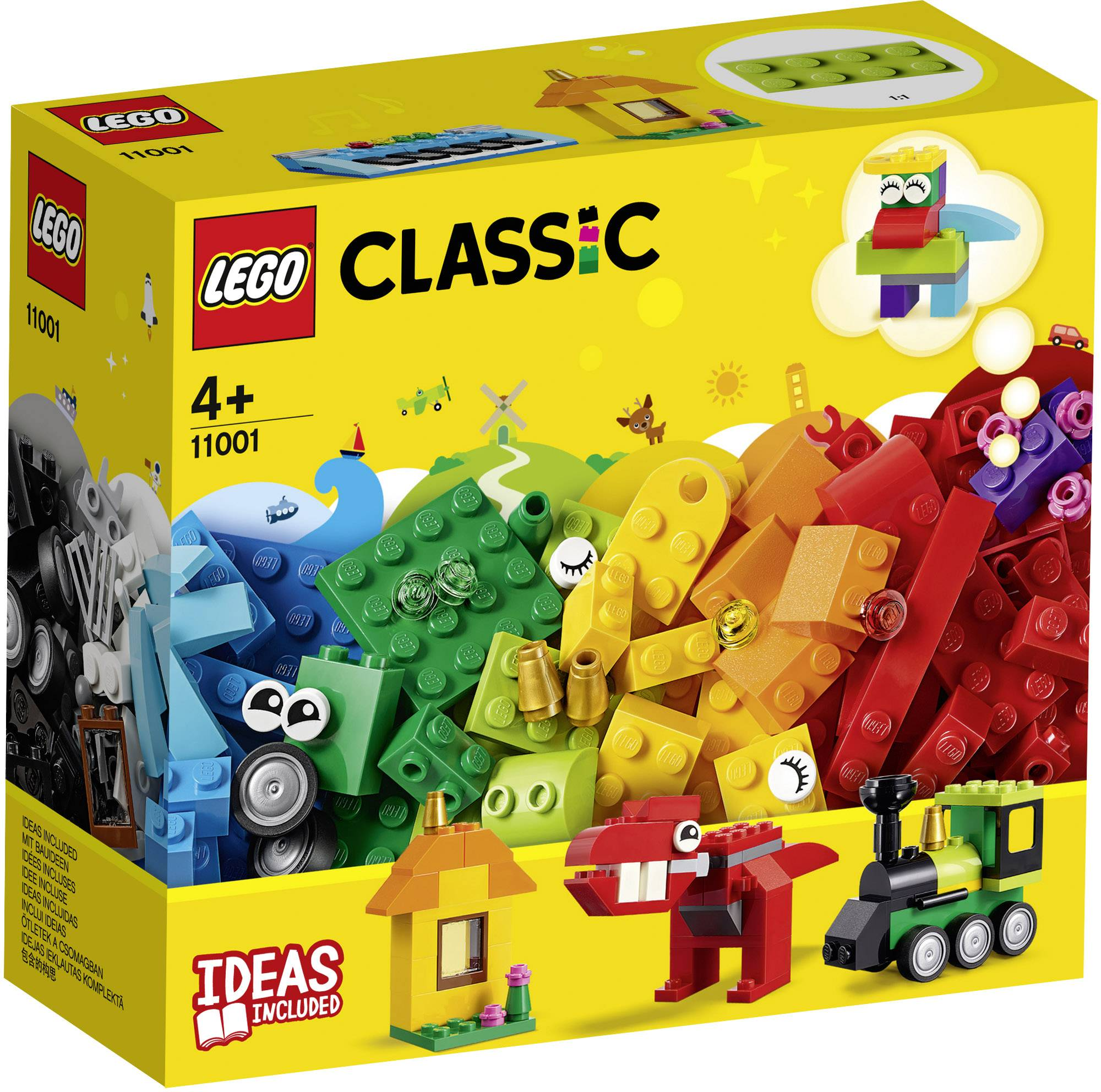 LEGO Classic - Bricks and Ideas
