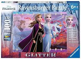 Disney Frozen 2 Strong Sisters 100pc