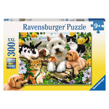 Happy Animal Buddies  300 pc
