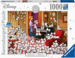 Disney 101 Dalmations 1000 pc Puzzle