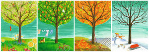 Four Seasons  500 pc