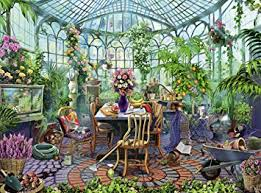 Greenhouse Morning  500 pc
