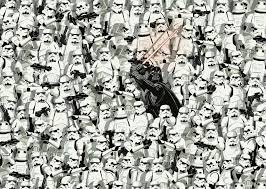 Star Wars Stormtroopers - 1000 pc
