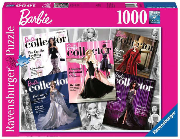 Fashion Barbie 1000 pc