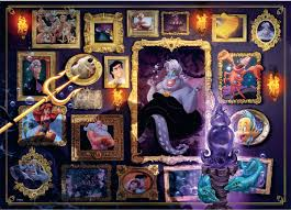 Disney - Villainous Ursula 1000 pc Puzzle