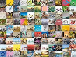 99 Bicycles - 1500pc