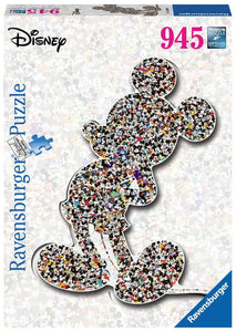 Mickey Mouse Shaped -940 pc