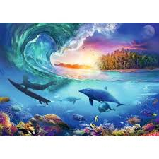 Catch a Wave 1000 pc Puzzle