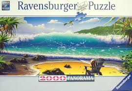 Cast Away - 2000pc Puzzle