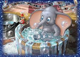 Disney Dumbo 1000 pc Puzzle