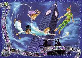 Disney - Peter Pan  1000 pc Puzzle