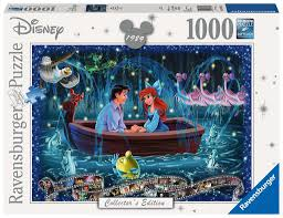 Disney Little Mermaid  1000 pc