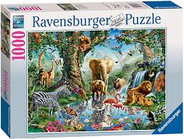 Adventures in the Jungle  1000 pc