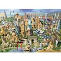 World Landmarks  1000 pc