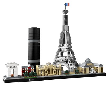 LEGO Architecture - Paris