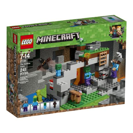 LEGO Minecraft - The Taiga Adventure