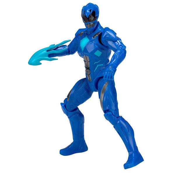 "Power Rangers - Movie Figure 5"" : Blue Ranger"