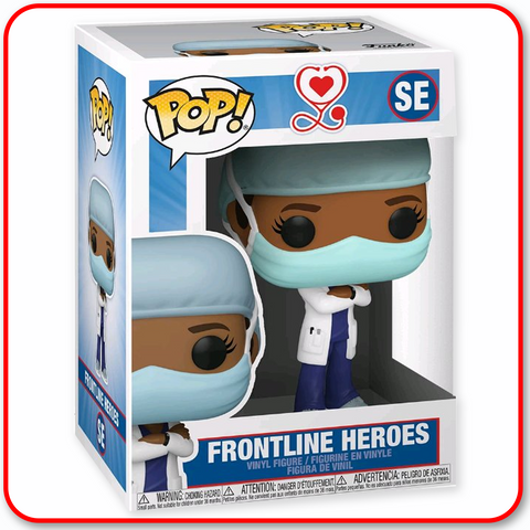 POP! Funko - Front Line Workers Female #SE
