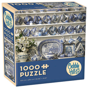 China Hutch - Cobble Hill 1000pc Modular Puzzle