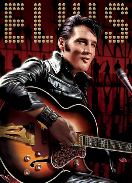 Elvis Comeback Special - 1000pc Eurographics Puzzle