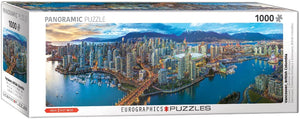 Vancouver, BC - 1000pc Eurographics Puzzle