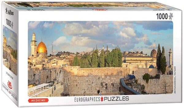 Jerusalem - 1000pc Eurographics Puzzle