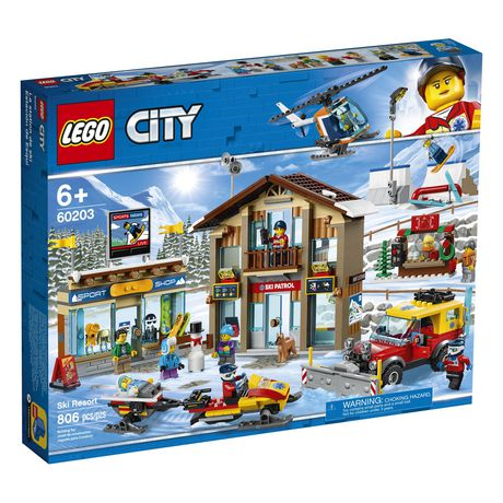 LEGO City - Ski Resort