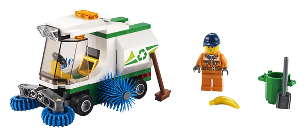 LEGO City - Street Sweeper