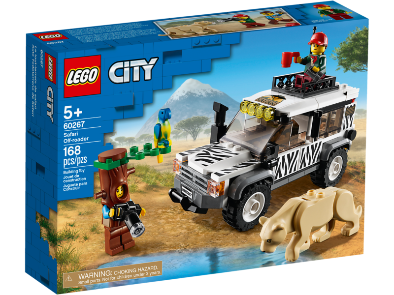 LEGO City - Safari Off-Roader