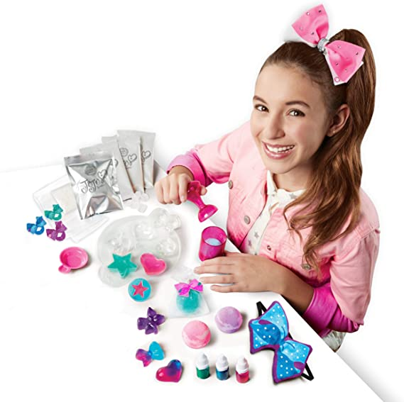 Jojo Siwa - Cool Maker Bath Bomb Spa Kit