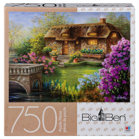Big Ben Puzzle : My Summer Hideaway - 750pc