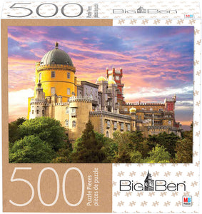 Big Ben Puzzle : Portugal Palace - 500pc